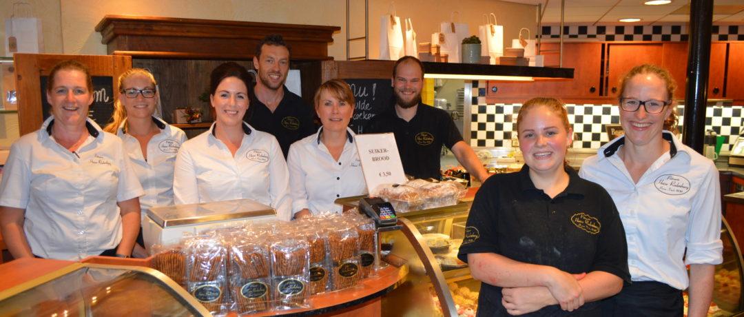 Team Rodenburg Chocolaterie en Banketbakkerij