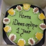 iDees online groene taart