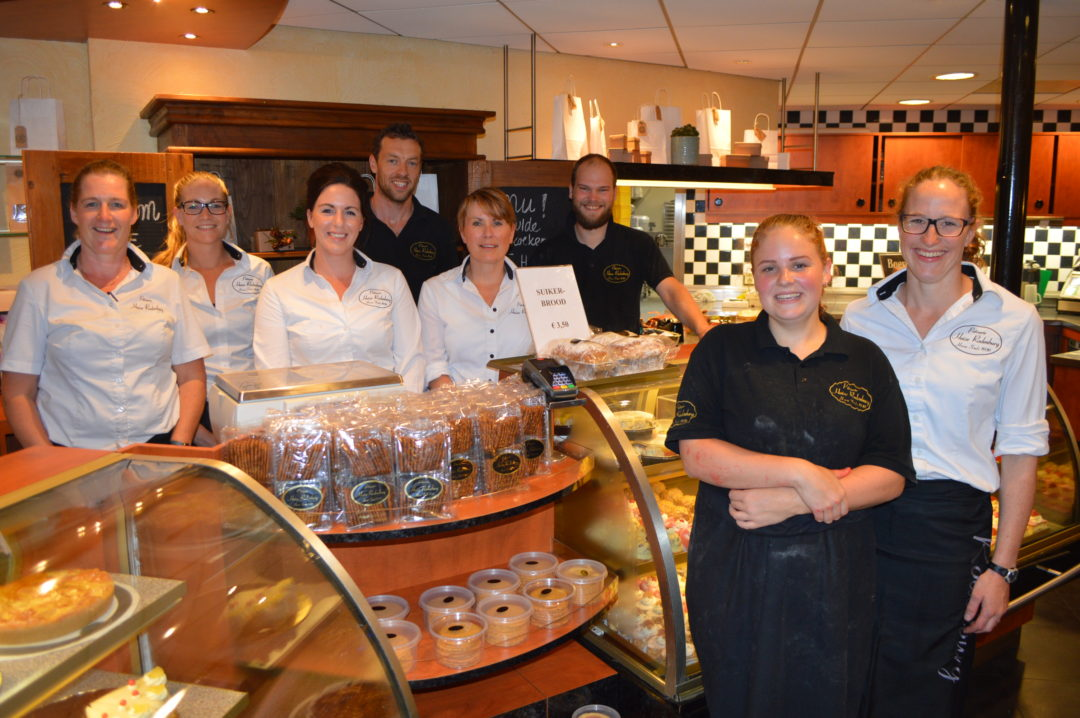 Team Rodenburg Chocolaterie en Banketbakkerij